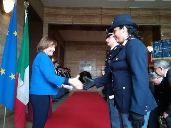 Festa di Polizia a Novara