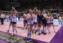 Finale amaro per l'Igor Volley Novara: Conegliano vince lo Scudetto