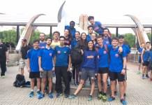 Team Atletico Mercurio a Torino