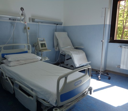 Nuovo ambulatorio cure palliative ospedale Maggiore di Novara inaugurazione