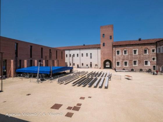 """Il Castello ospita l'""""Estate a corte"""""""