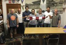 Borgosesia Calcio, annunciato lo staff tecnico e medico