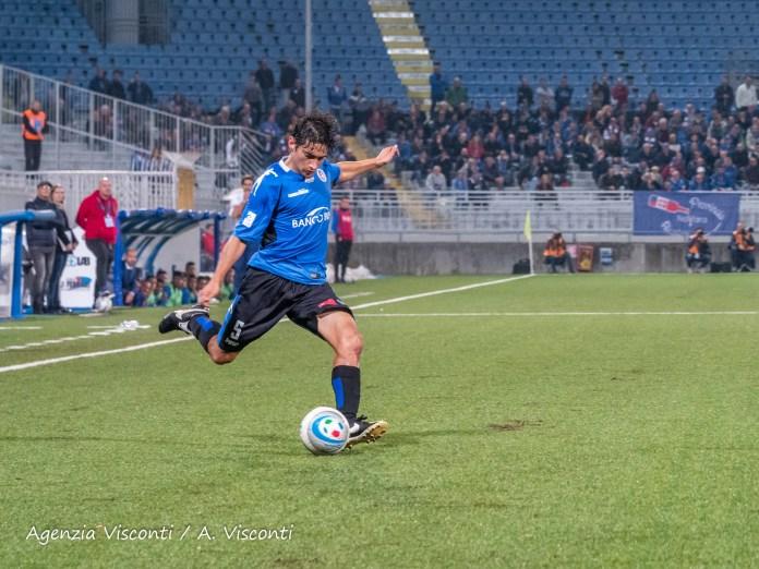 Novara -Pro Patria 0 a 1