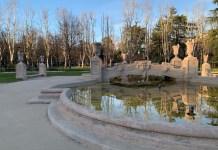 La fontana del Parco dei Bambini