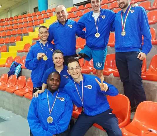 Atleti dell'Ashd Novara