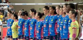 Igor Volley Novara-Conegliano