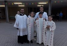 Festa Patronale al Sacro Cuore di Novara