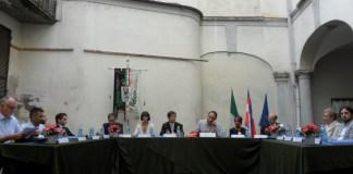 L'amministrazione comunale di Romagnano Sesia guidata da Alessandro Carini