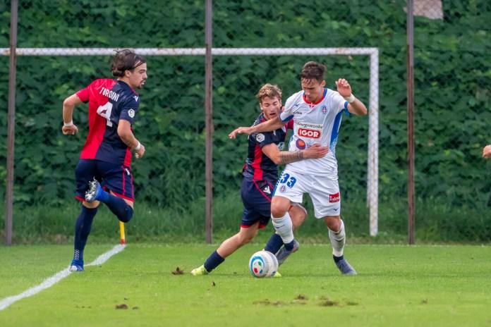 Gozzano-Novara calcio