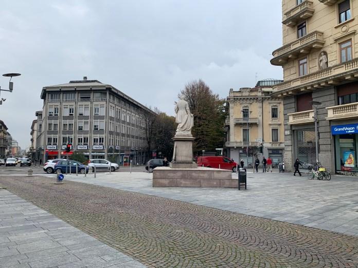 Nuovo arredo urbano a Novara, progetto da 700mila euro