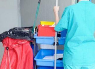 addetti pulizia ospedali