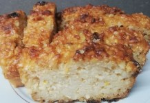 La torta di riso delle mondine