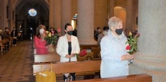Romagnano benedizione delle rose