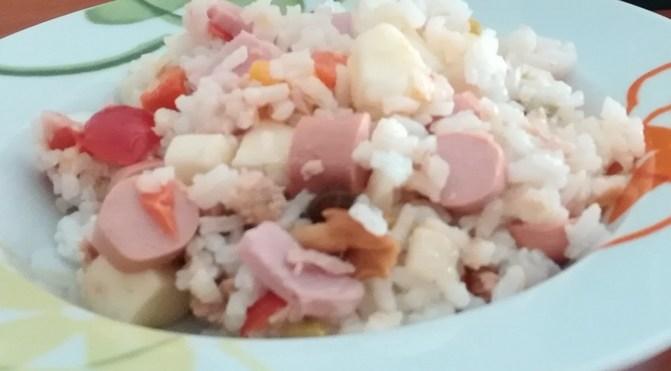 La ricetta dell'insalata di riso classica
