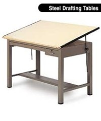 Steel Drafting Table - Durable and High Quality drafting ...