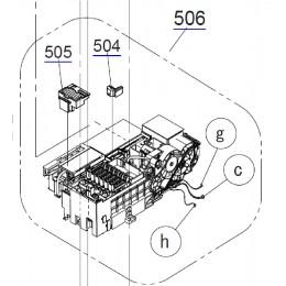 EPSON SureColor SC-T3000/T3050/ T3070/T3080/T5000 Pump Cap