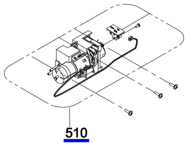EPSON Pro 4900/SureColor SC-P5000 Pressure Pump