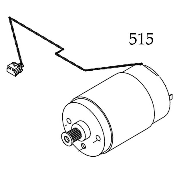 EPSON L110/L210/L300/L350/Sx235w/Sx435w/Sx440w CR Motor