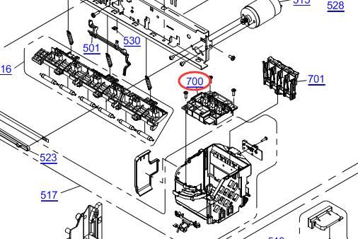 EPSON XP-305/312/315 322/325/332/335/342/402/412 415/422