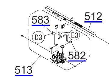 EPSON P20000 TIMING BELT,CR,64-1656029