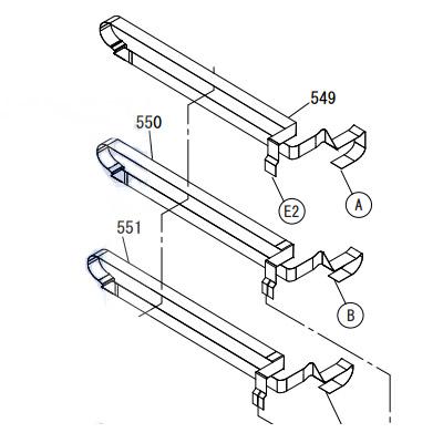 EPSON Pro GS6000 Head Cable-2123098