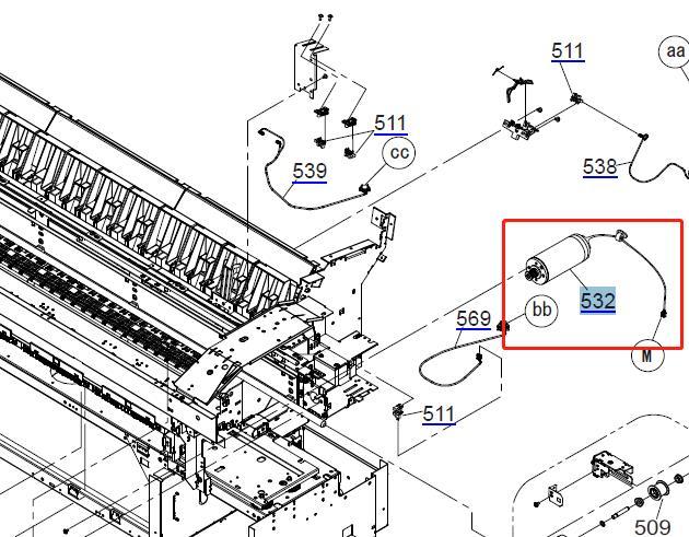 EPSON B6000/B6070 F6000/F6070/F6200/F6270 T5000/T5070