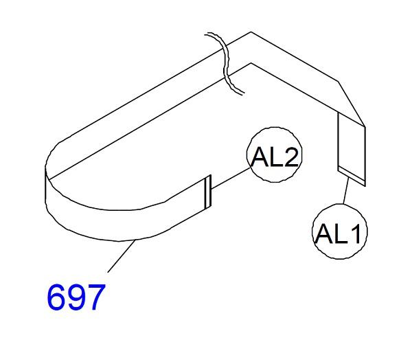 EPSON Pro 4880/4800/4450/4400 Cable,Harness Head Intermit