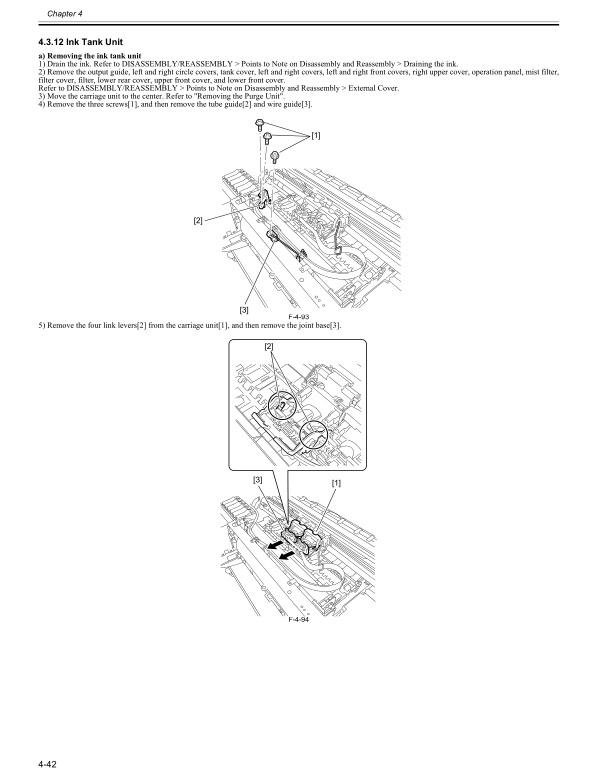 Canon iPF6300S Service Manual