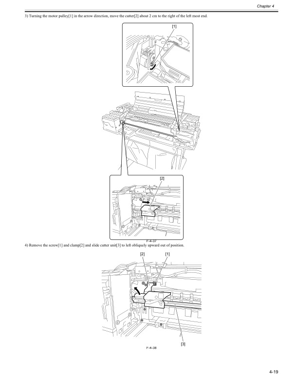 Canon iPF6350 6300 Service Manual