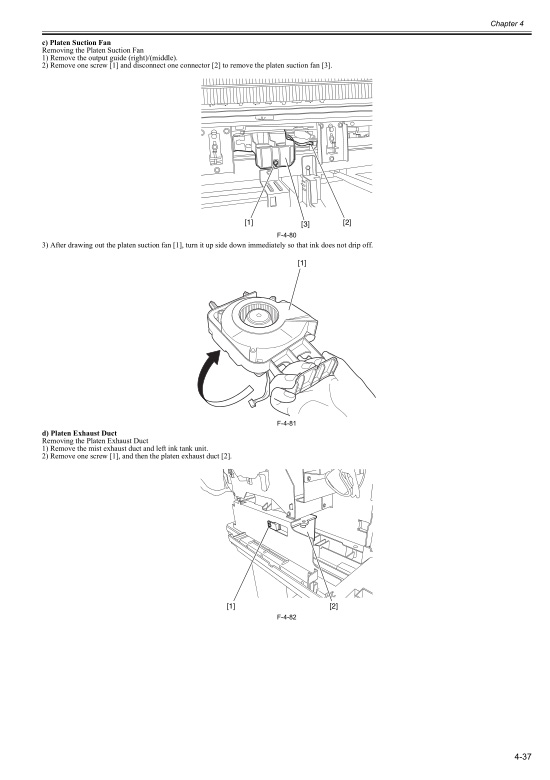 Canon iPF780 785 Service Manual