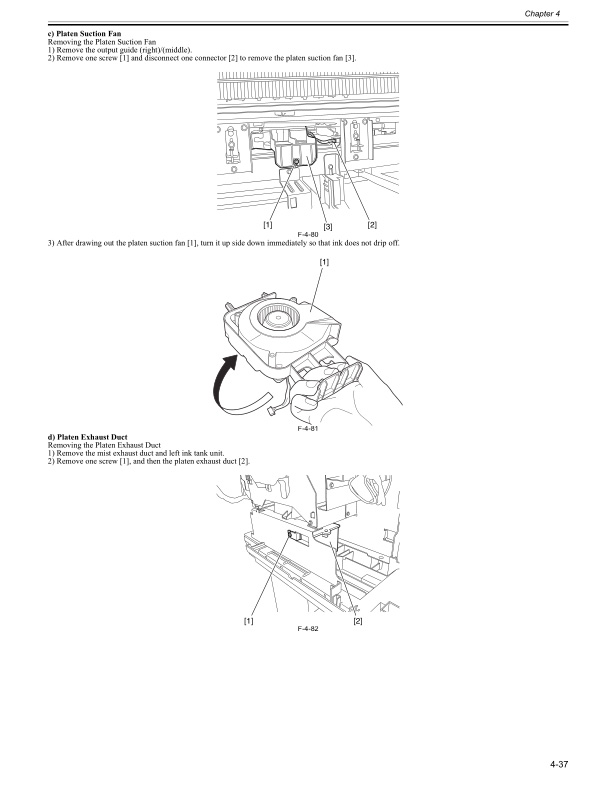Canon iPF680 Service Manual