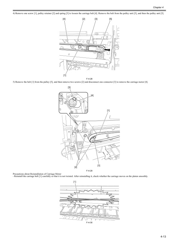 Canon iPF650 Service Manual