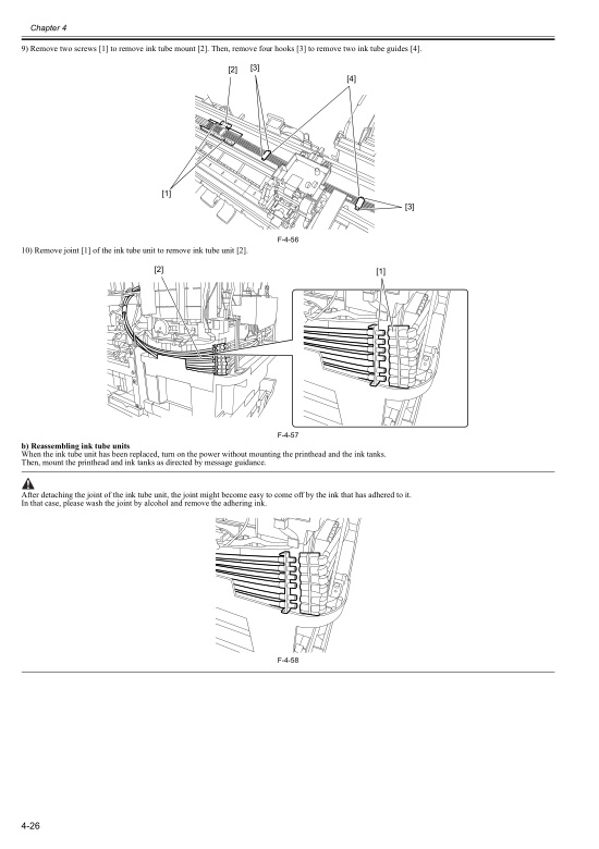 Canon iPF 820 810 800 Service Manual