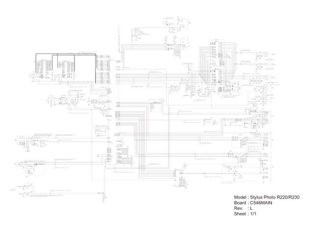 EPSON R220_R230 Service Manual