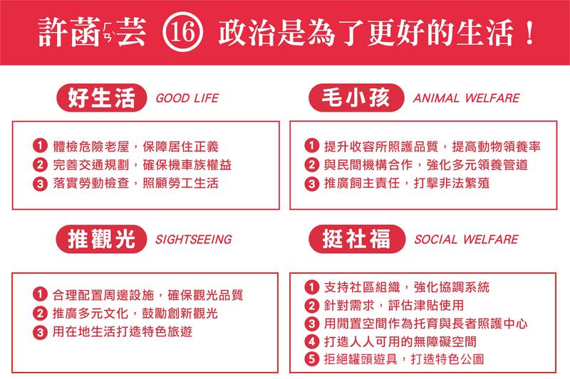 許菡蕓|中正萬華 | 社會民主黨