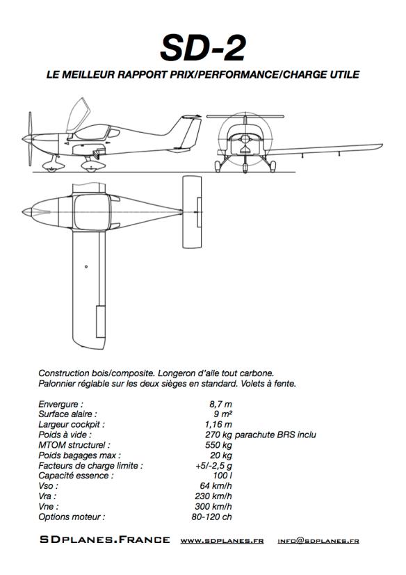 Leaflet SD-2