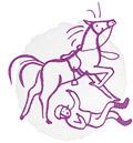 chute-cheval