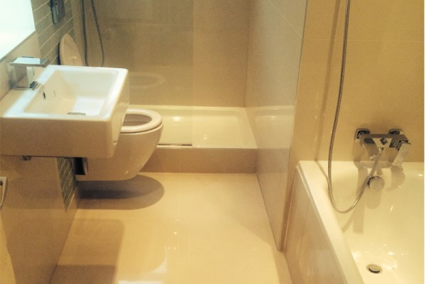 Bathroom Renovation – Finsbury Park