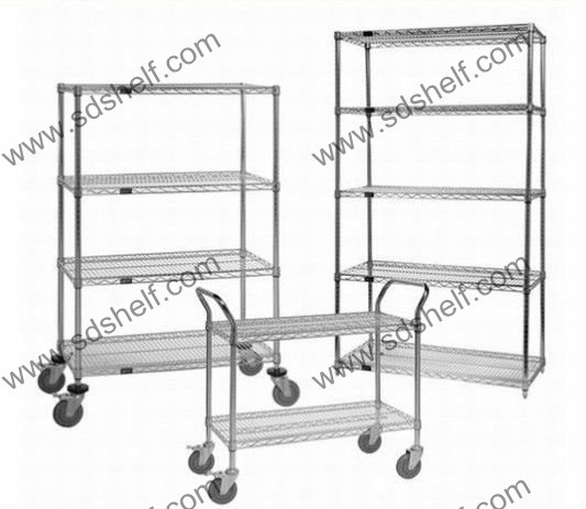 wire shelving manufacturer, supplier from China factory