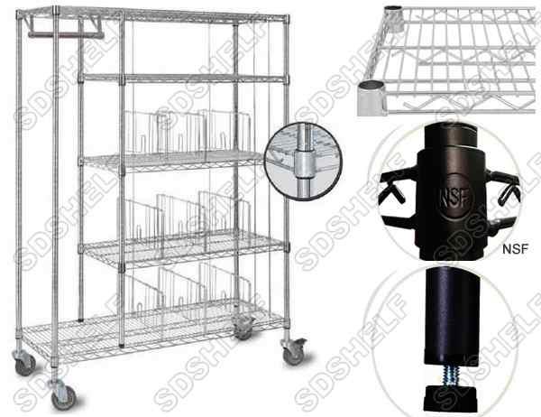 Wire shelving manufacturer, supplier, wholesaler China