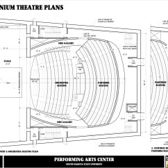Blank Theatre Stage Diagram 99 Jeep Wrangler Fuse Of Catwalk Photography Elsavadorla