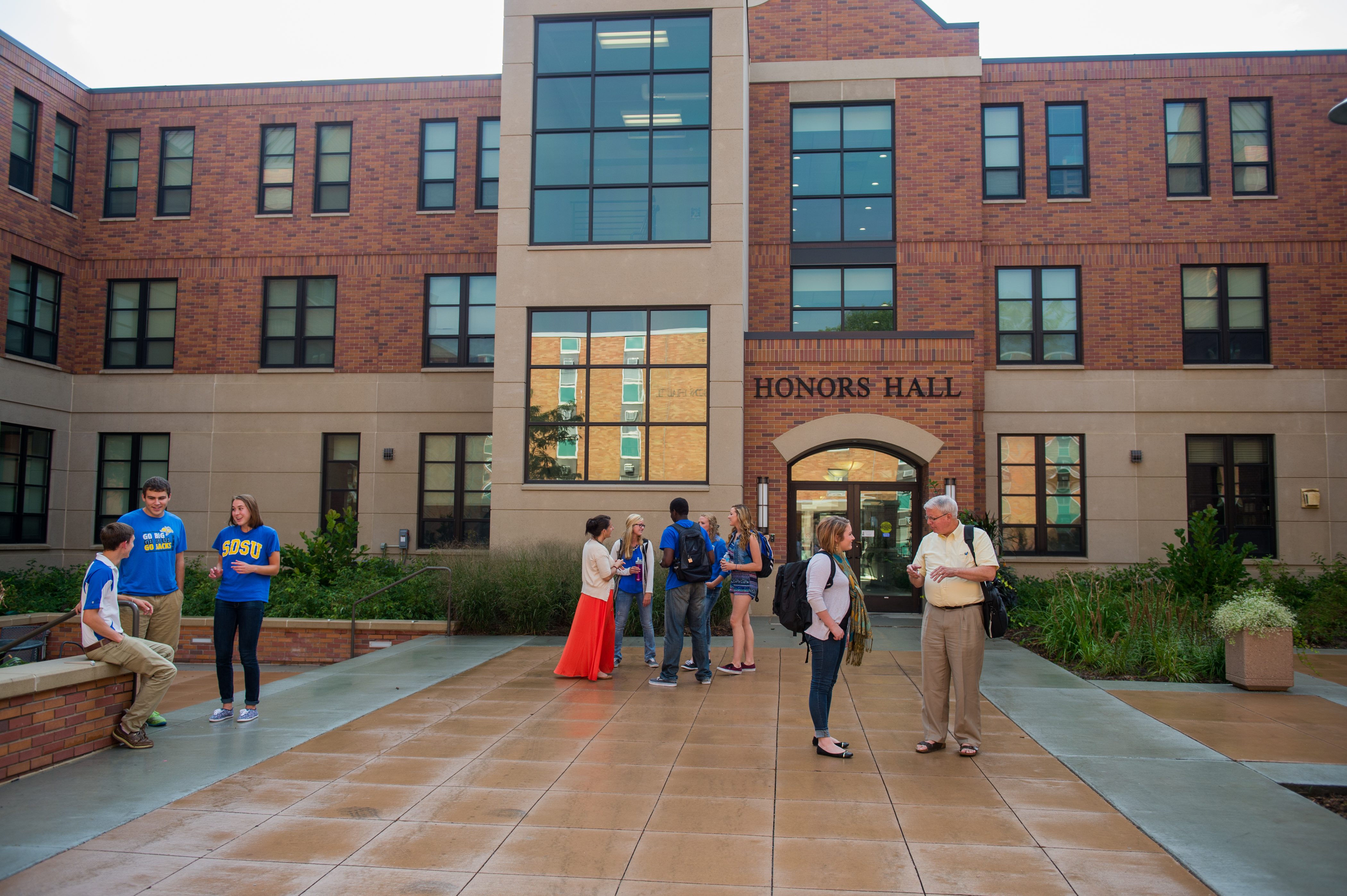 Honors Hall  South Dakota State University