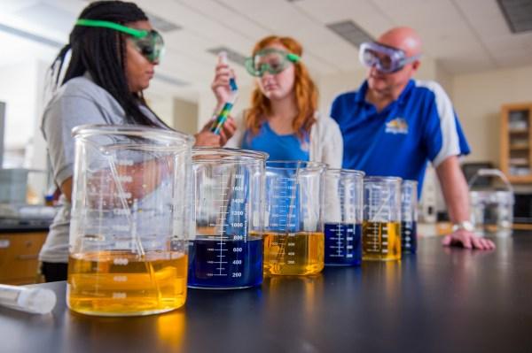 Chemistry Education . South Dakota State University