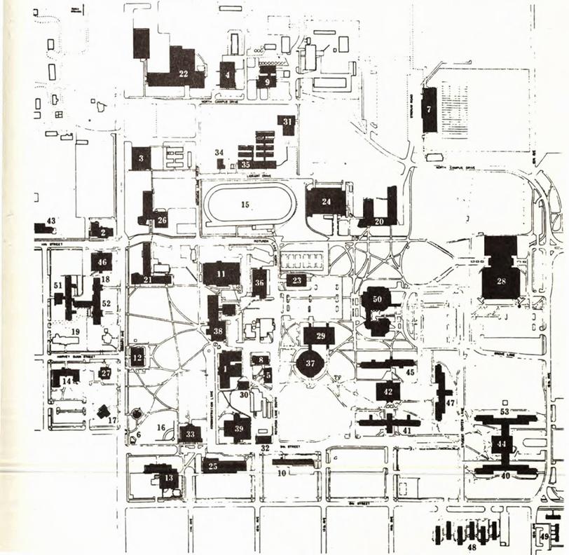 SDSU Campus Evolution Map