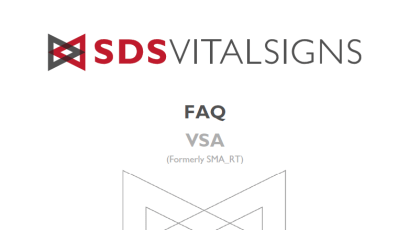 VitalSigns SIEM Agent (VSA) for z/OS Resources: SDS