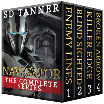 USA Today Bestseller - Navigator - The Complete Series