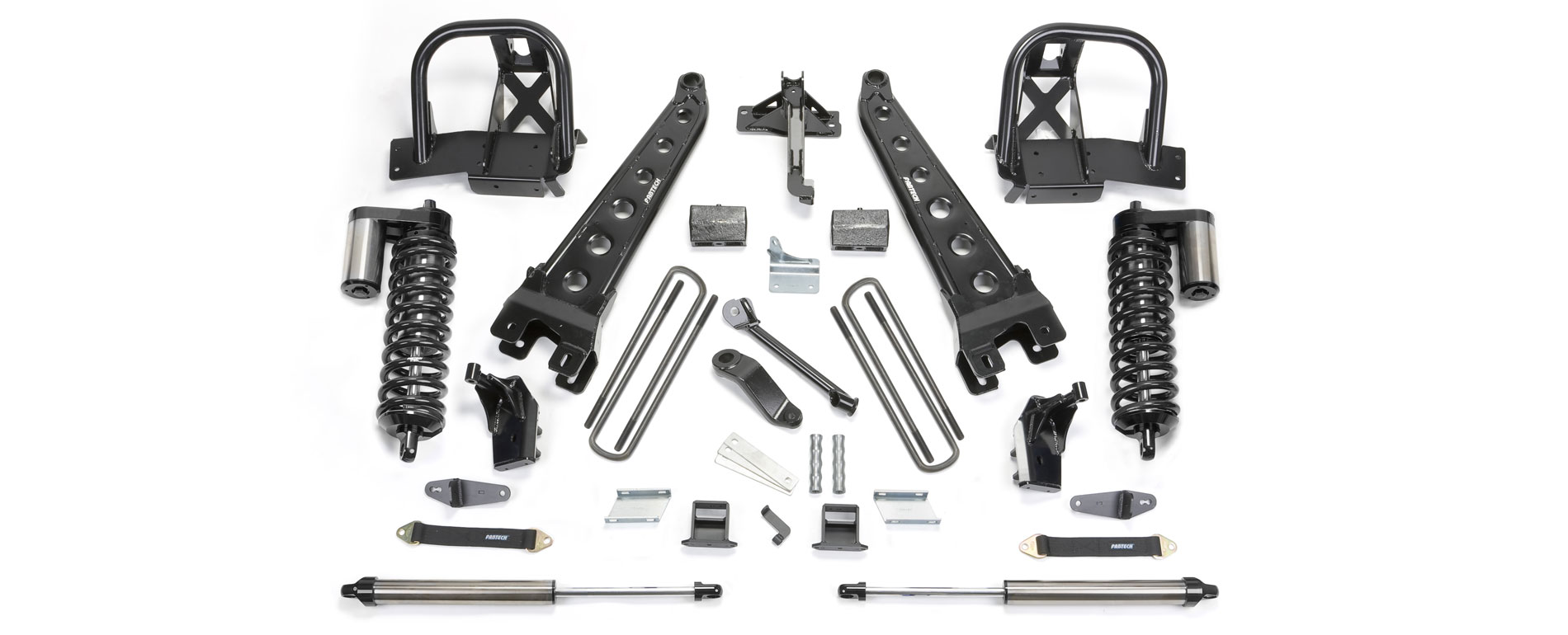 F 450 F 550 Complete Suspension Lift Systems By Fabtech