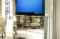 Top 20 of Mirrored Tv Cabinets Furniture