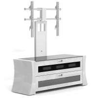 15 Collection of Small White Tv Stands