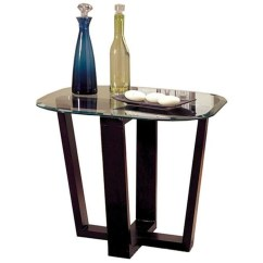 Sofa Set Glass Table Long Curved 20 Photos Black Coffee Tables